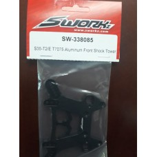 S35-T2/E T7075 Aluminum Front Shock Tower