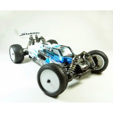 """S14-3 """"DIRT"""" 1/10 4WD EP Off Road Racing Buggy Pro Kit"""