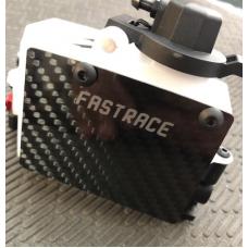 FR366SW FasTrace Japan Carbon Fiber Fuel Tank Guard (For Sworkz S35-3)