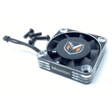 MACLAN HURRICANE SERIES 40MM HV MMAX ALUMINUM ESC FAN