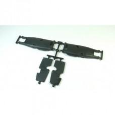 S35-T/S350T Race-composite Rear Lower Arm +3mm Set