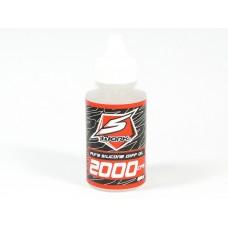 Silicone Diff. Oil 2000 cps (12pc in 1 box)(Box for free)
