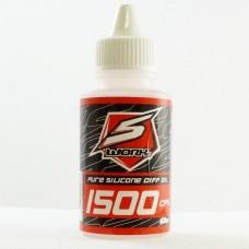 Silicone Diff. Oil 1500 cps (12pc in 1 box)(Box for free)